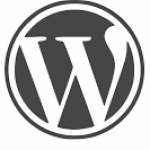 Logo do grupo Aprendemos WordPress